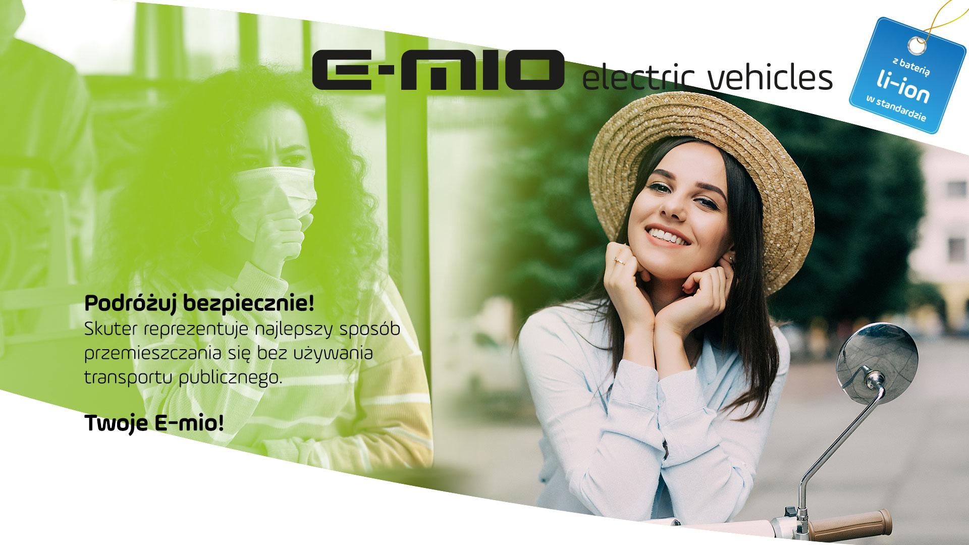 Podróżuj E-mio, podróżuj zdrowo!